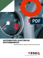 Automotive Electrical Disturbances