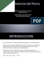 Resistencia del Perno.pptx