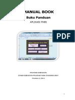 Tutorial Aplikasi Phbs