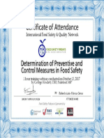 FSF Certificate83