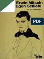 Egon Schiele by Erwin Mitsch