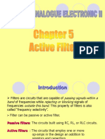 Chapter 5 Active Filter