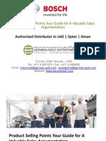 Bosch Automotive UAE - Germangulf.com