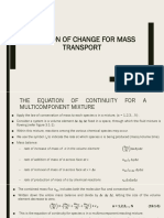 Equation of change for mass transport.pptx
