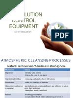 W1 L3 Air Pollution Control EQUIPMENT