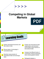 1. Global Competition