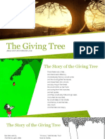 3The Giving Tree
