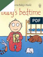 USBORNE Baby 39 s Bedtime