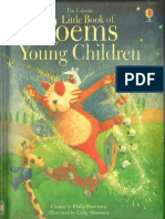 Usborne - Little Book of Poems for Young Childr