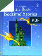 Usborne - Little Book of Bedtime Stories