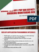 SIRANAP WEP API (PHP dan ASP.Net).pptx