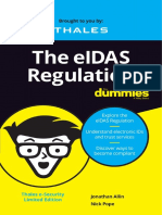 EIDAS Regulation for Dummies eBook