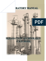 2017 July-Laboratory Manual Separation Technology-2