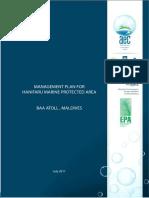 Hanifaru Management Plan - English (July 20-2011).pdf