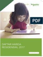 Daftar Harga 2017_Residential.pdf