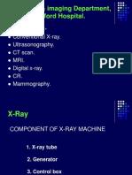 X Ray Theory