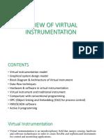 Review of Virtual Instrumentation