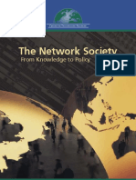 THE NETWORK SOCIETY. FROM KNOWLEDGE TO POLICY. Castells Manuel y Cardoso, Gustavo.pdf