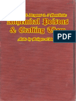 Alchemical Poisons and Crafting Them