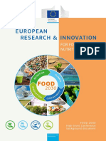 Food2030 Conference Background