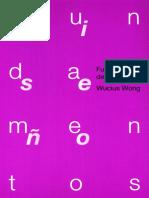 Fundamentos Del Diseño_wucios Wong - Ed. Gustavo Gili