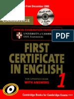 Cambridge First Certificate in English 1.pdf