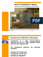 Transformer Basics