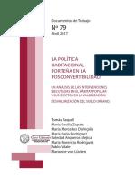 LA POLÍTICA HABITACIONAL PORTEÑA EN LA POSCONVERTIBILIDAD.pdf