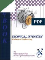 Mech Technical Interview