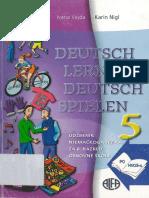 Veselić G., Velički D.-deutsch Lernen - Deutsch Spielen 5. Kursbuch