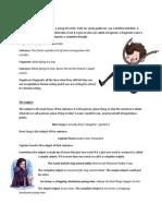 Geek's Guide to Grammar-The Sentence