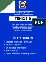 19 Platelmintos y Teniosis UNAB