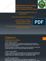 Diapositivas Deontología