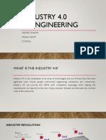 Industry 4.0 in Engineering