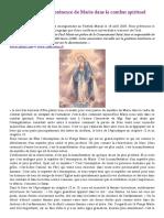 Père Paul-Marie _ La Présence de Marie Dans Le Combat Spirituel - Le Blog de Pecesita26
