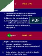 Buslaw05 Tort Law