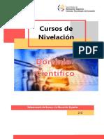 Manual Dominio Cientifico