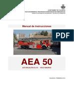 Manual Instrucciones Aea 50
