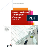PCW Transfer Pricing