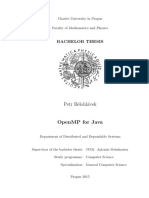 Openmp for Java