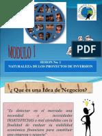 SESION No.1.- CONCEPTOS BASICOS DE LOS PROYECTOS DE INVERSION (1).ppt