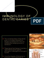 Immunology Dental Caries