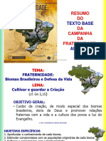 campanhadafraternidade2017cf2017biomasbrasileirosresumodotextobase-170209201557