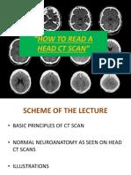 Head Ct Scan Basic
