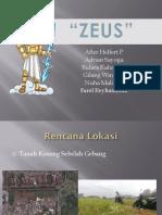 Praktikum SP ZEUS Geolistrik 1