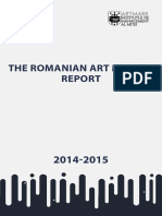 Romanian Art Market 2014-2015