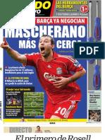 Mundo deportivo 23-08-2010