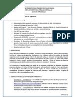 6. GFPI-F-019 Formato Guia de Aprendizaje 2017 01