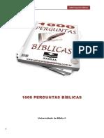 1000 Perguntas Biblicas