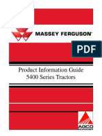Mf 5400 Product Guide